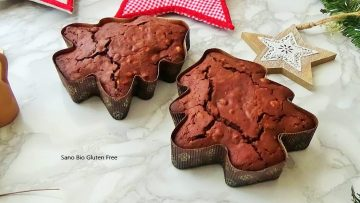 Brownies vegan e senza glutine